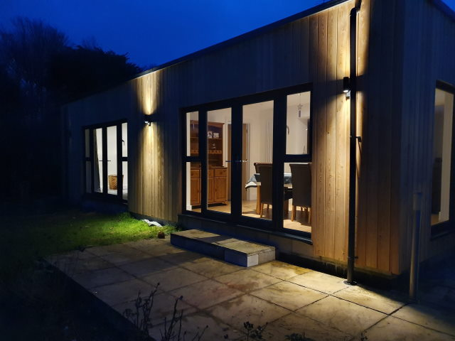 32 Co2 Larch ® Siberian Shadow Gap House