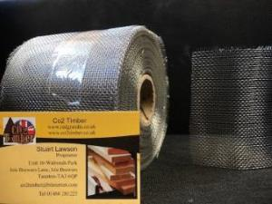 Co2 Larch <sup>®</sup> Stainless Steel Cladding Mesh